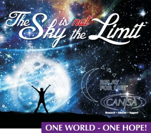 187 Logo Cansa Relay For Life