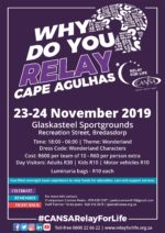 CANSA Relay For Life Cape Agulhas (Bredasdorp)