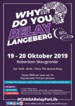 CANSA Relay For Life Langeberg | Robertson