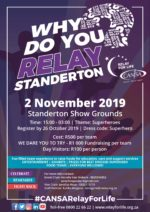CANSA Relay For Life Standerton