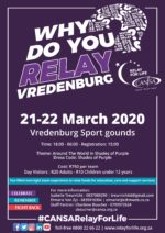 CANSA Relay For Life Vredenburg