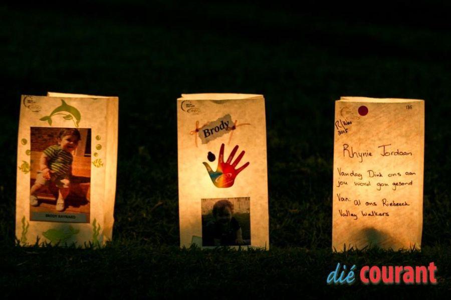 187 Luminaria Ceremony Cansa Relay For Life