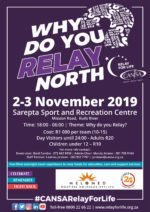 CANSA Relay For Life North