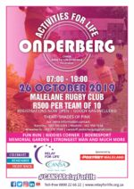 CANSA Relay For Life Onderberg