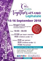 CANSA Relay For Life Lephalale