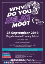 CANSA Relay For Life Moot