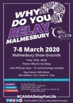CANSA Relay For Life Malmesbury