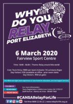 CANSA Relay For Life Port Elizabeth