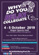 CANSA Relay For Life Collegiate