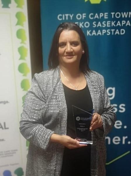 Alna Kraak: Global Hero of Hope 2020