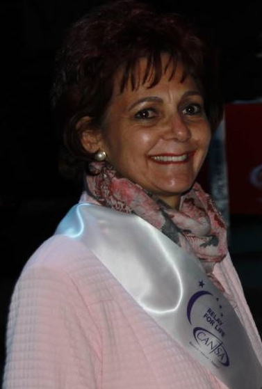 Nadine Liebenberg: Global Hero of Hope 2020